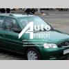 Лобовое стекло на Mazda Demio (Минивэн) (1998-2003) с установкой