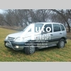 Лобовое стекло на ВАЗ 2123 (Chevrolet Niva) (Внедорожник) (2002-) с установкой