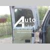 Заднее стекло (распашонка левая) с электрообогревом на Hyundai