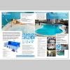Будівництво, реконструкція та проектування басейнів, фонтанів, саун.
