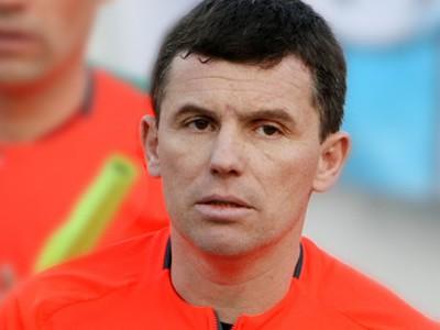 Украинский арбитр на Евро-2012