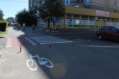 Велодоріжки: в Луцьку і в Берліні